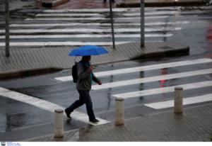 Χαλάει ο καιρός! Βροχές και καταιγίδες την Τετάρτη