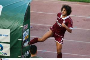 Παναθηναϊκός – ΑΕΛ: Ένταση με Ουάρντα! Κλωτσιές και… γαλλικά στο ΟΑΚΑ [pics]