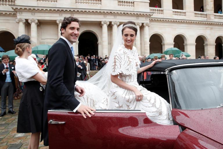 Απίστευτο! Ο τρισεγγονός του Ναπολέοντα Βοναπάρτη παντρεύτηκε την δισεγγονή του τελευταίου αυτοκράτορα της Αυστρίας!