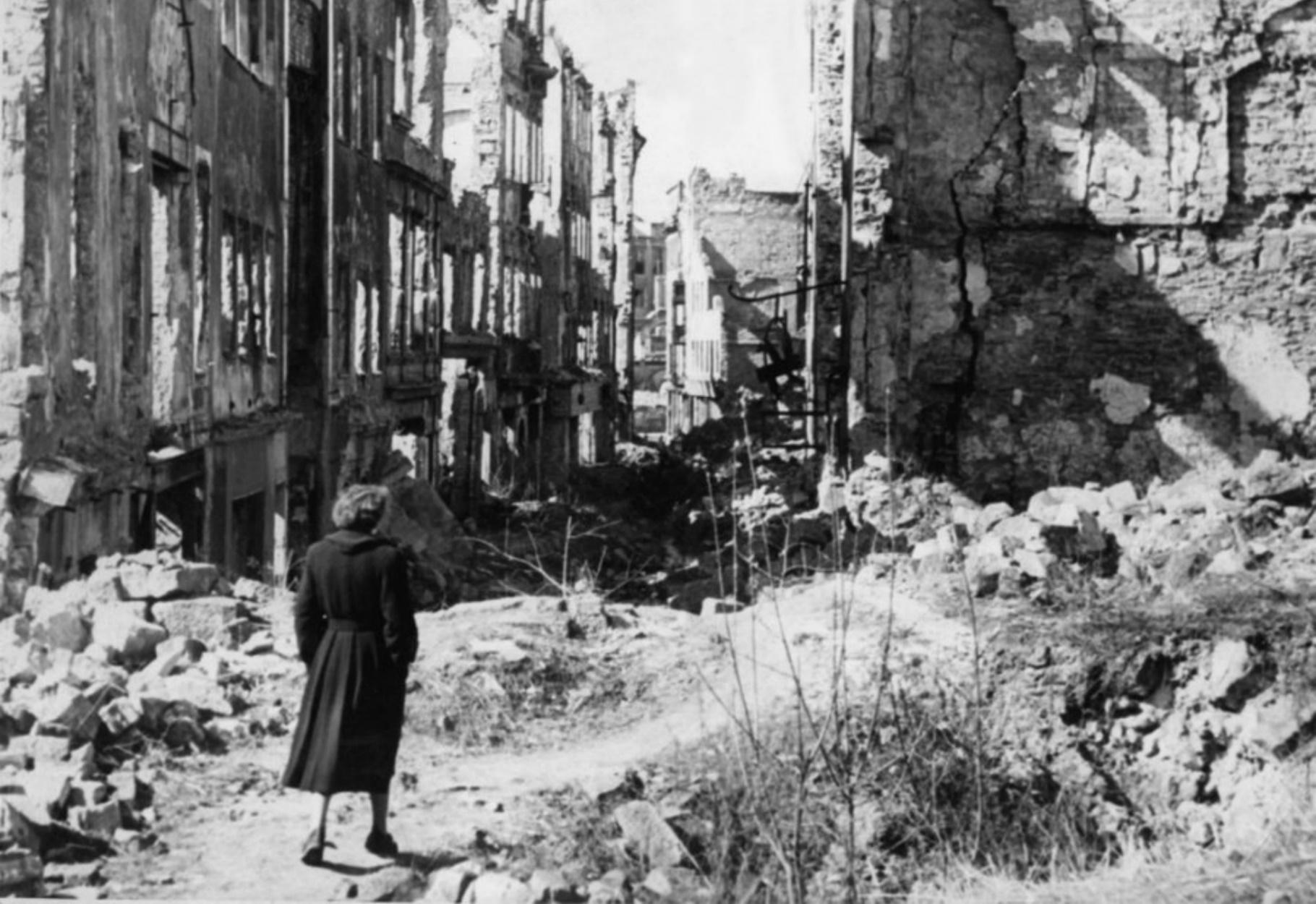Μία σταγόνα ιστορία: Ο βομβαρδισμός της Κολωνίας