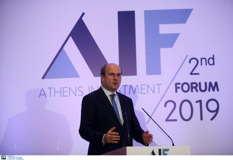 Χατζηδάκης: Τέλη Οκτωβρίου το νομοσχέδιο για την αποκρατικοποίηση της ΔΕΠΑ