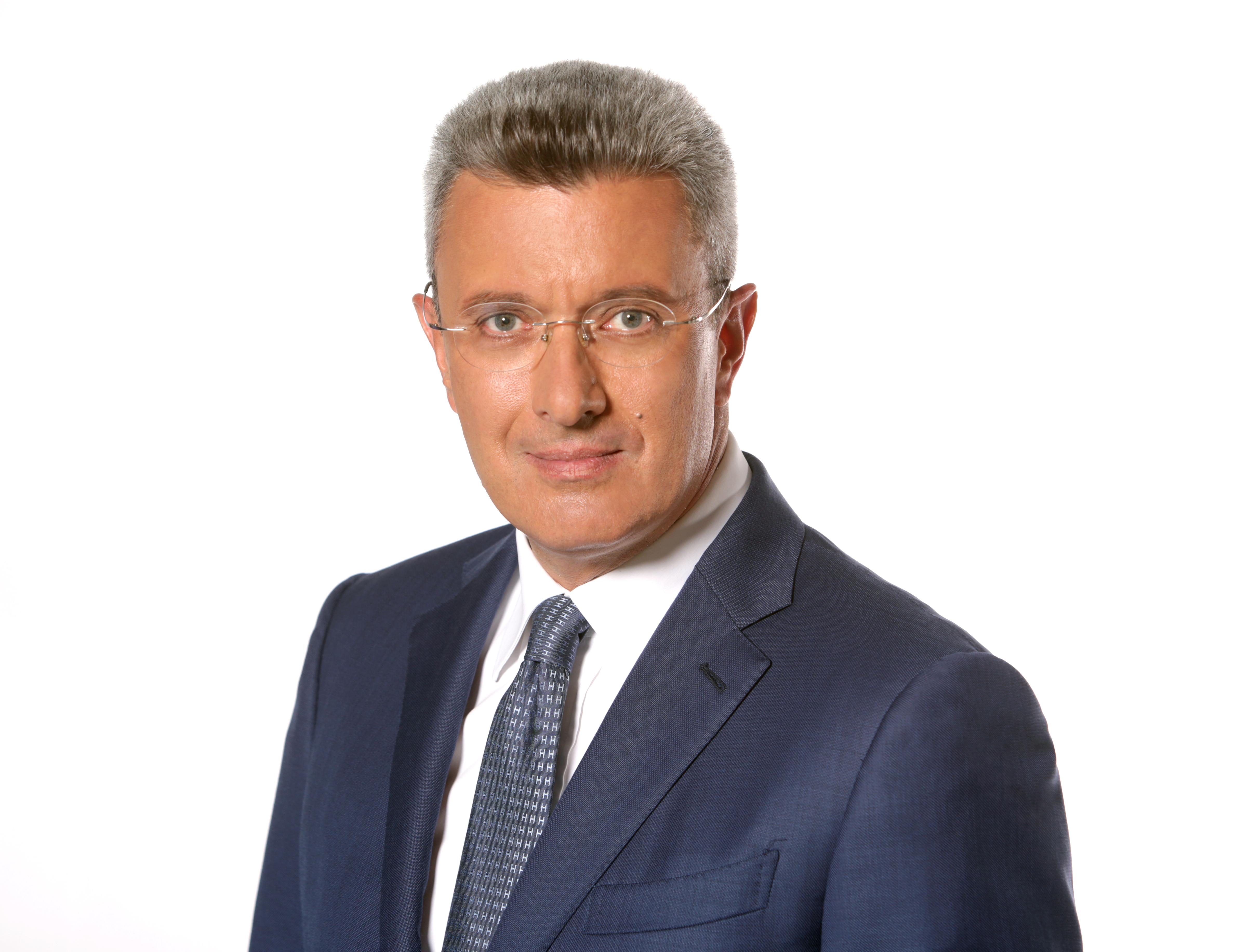 Ο Νίκος Χατζηνικολάου μένει στον ΑΝΤ1