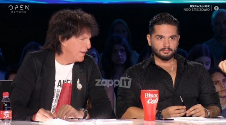 «Παραλίγο να ρίξεις το… στούντιο» – Άφωνος ο Μάστορας στο X Factor!
