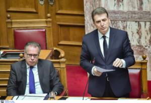 Χρυσοχοΐδης: Αν συνεχίσουμε να κρύβουμε το μεταναστευτικό, οι ροές θα περάσουν από πάνω μας