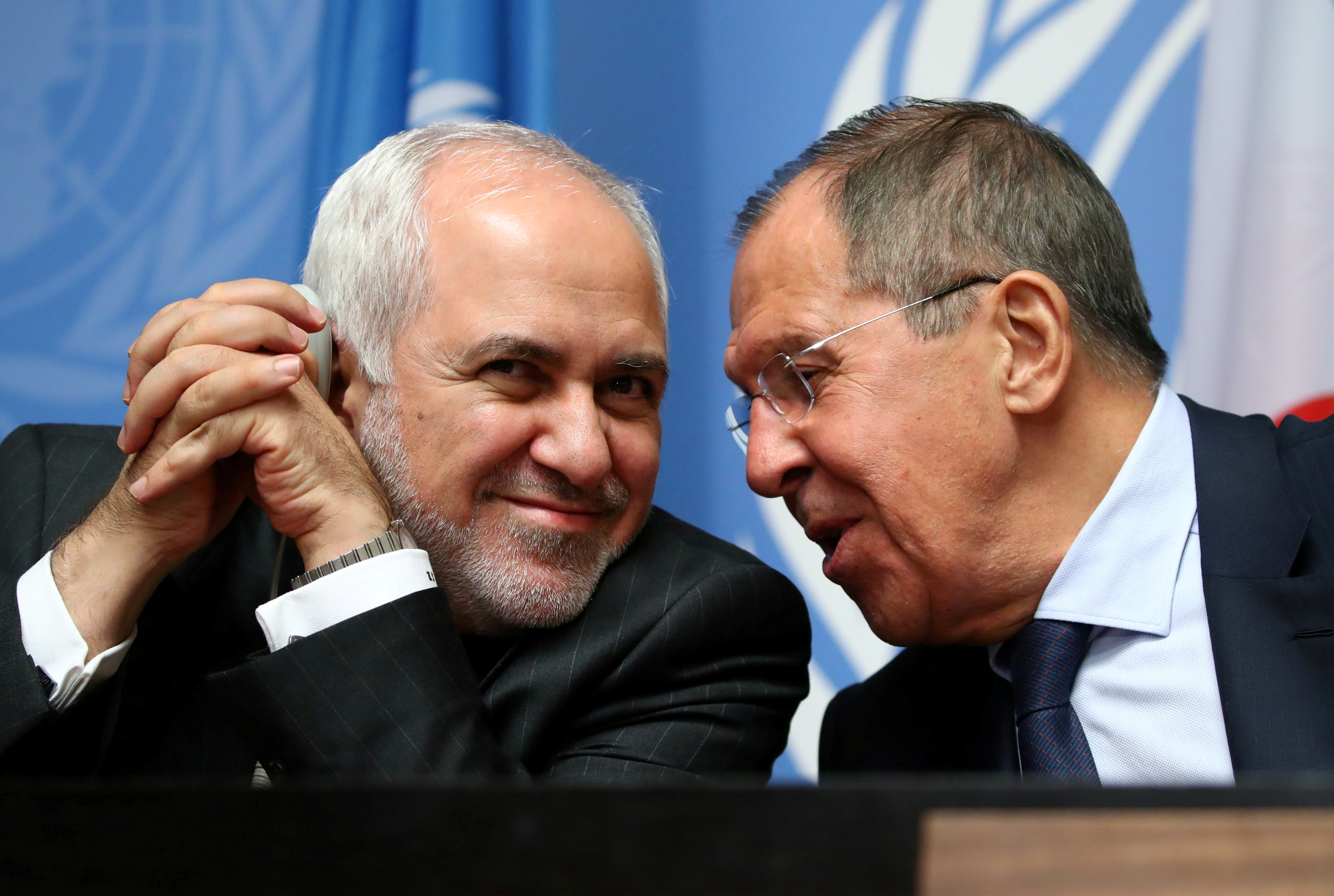 Ιράν - Ρωσία