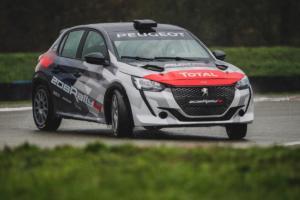 Έτοιμη και η αγωνιστική έκδοση του νέου Peugeot 208 [pics]