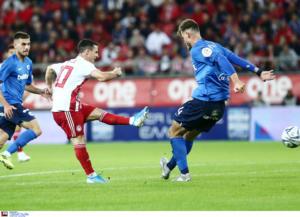 """Ολυμπιακός – Ατρόμητος 2-0 ΤΕΛΙΚΟ: Νίκη και επιστροφή στην κορυφή για τους """"ερυθρόλευκους"""" !"""