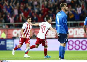 """Ολυμπιακός – Ατρόμητος 2-0: Επιστροφή σε γκολ, νίκες και κορυφή με δίλεπτο… """"ξέσπασμα""""!"""