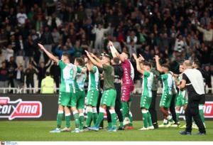 """Παναθηναϊκός – ΑΕΚ: Επική ανατροπή το """"τριφύλλι""""! Ματσάρα με πέντε γκολ στο ΟΑΚΑ"""