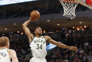 Αντετοκούνμπο: Ασταμάτητος ο Greek Freak! Παίκτης του μήνα στο NBA