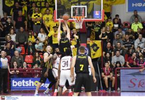 """Basket League: Συνεχίζει τις υψηλές πτήσεις το Λαύριο – """"Κατρακυλάει"""" ο Άρης – video"""