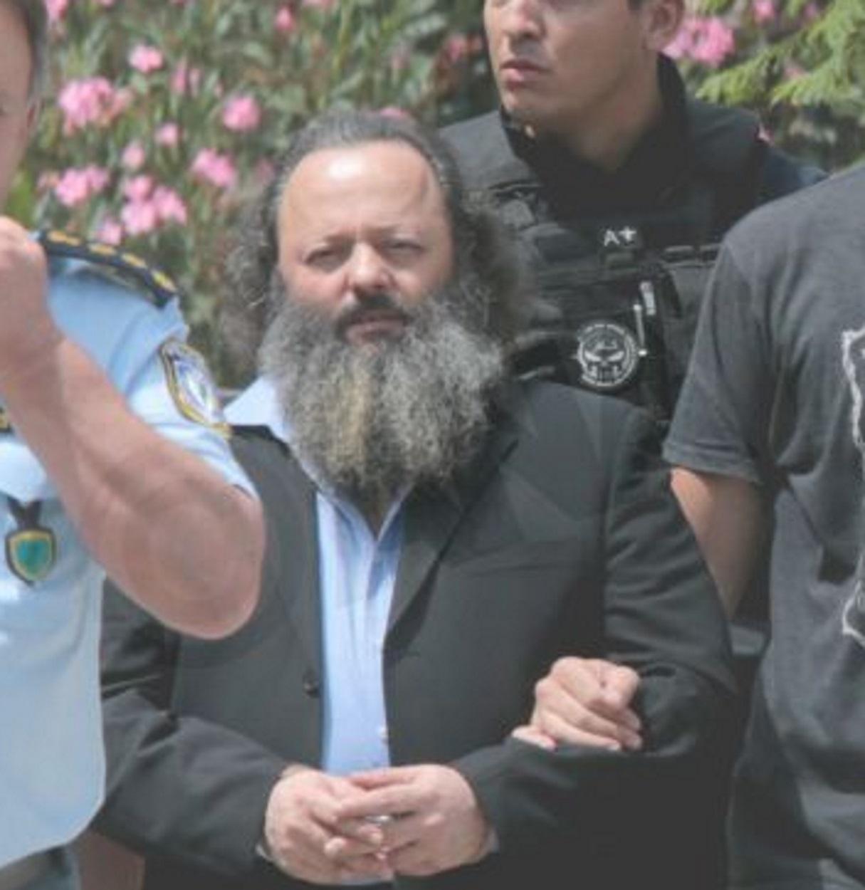 Στη φυλακή ο Αρτέμης Σώρρας! Ποινή κάθειρξης 6 ετών