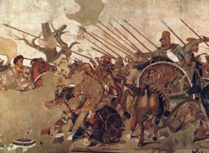 Η θρυλική μάχη της Ισσού: Ο Μέγας Αλέξανδρος διαλύει τους Πέρσες μπροστά στα μάτια του βασιλιά Δαρείου Γ'
