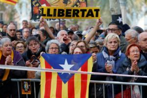 """Διεθνής Αμνηστία σε Μαδρίτη: """"Απελευθερώστε τους ηγέτες της Καταλονίας"""""""
