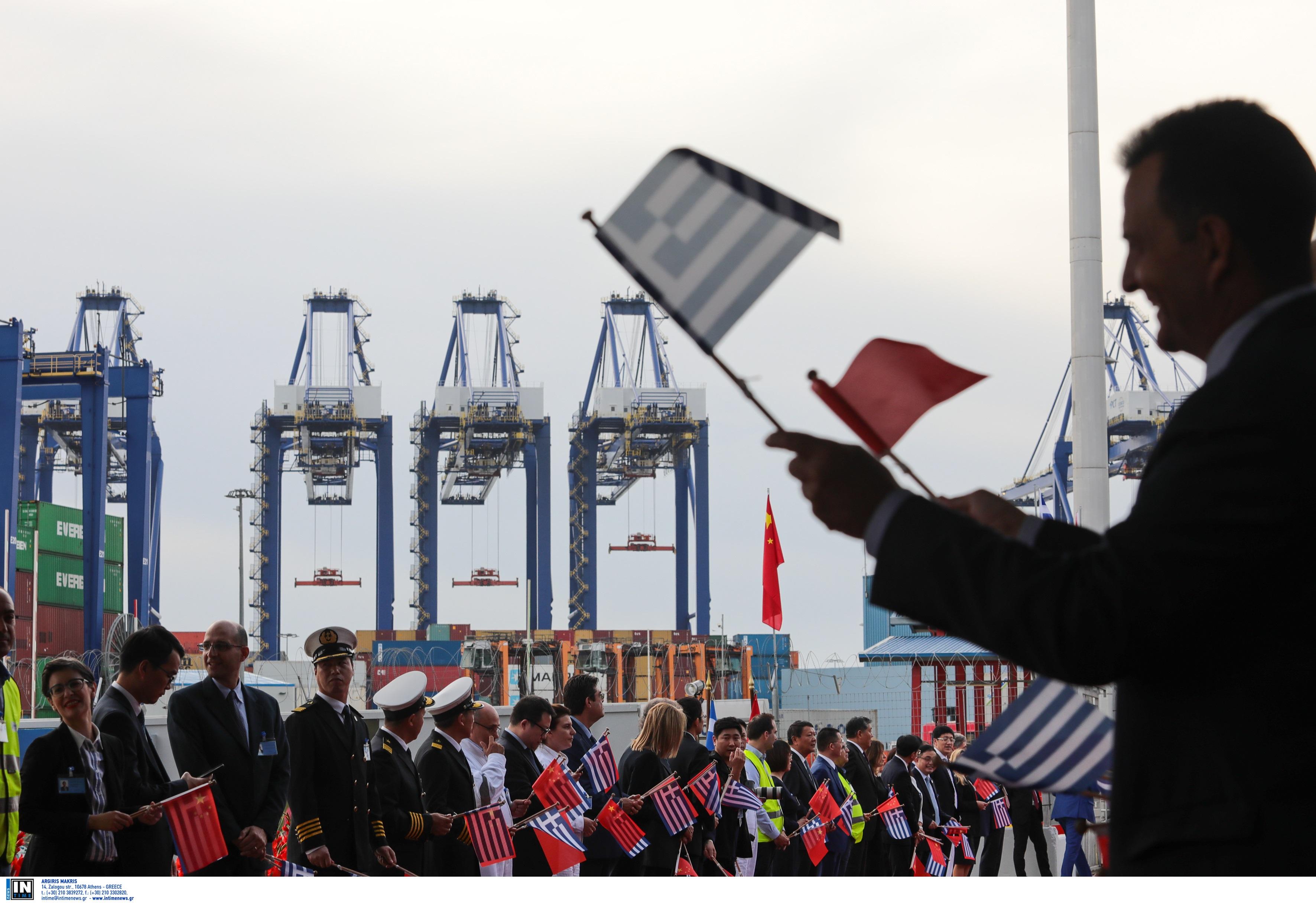 Ευρωπαϊκή Τράπεζα Επενδύσεων: 140 εκατ. ευρώ για το λιμάνι του Πειραιά