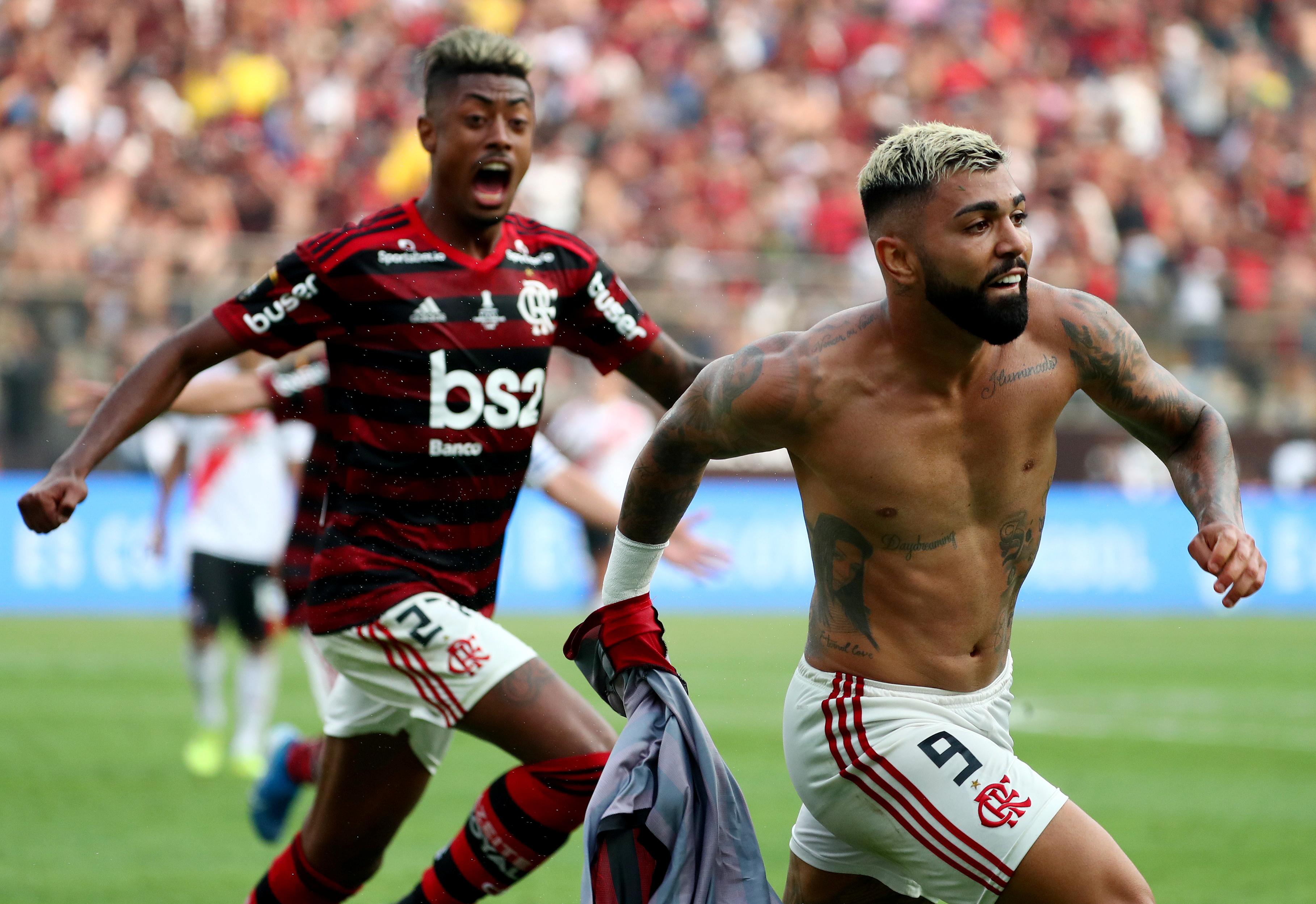 """Copa Libertadores: Από την κόλαση στον… τίτλο! Η Φλαμένγκο """"σκότωσε"""" τη Ρίβερ"""
