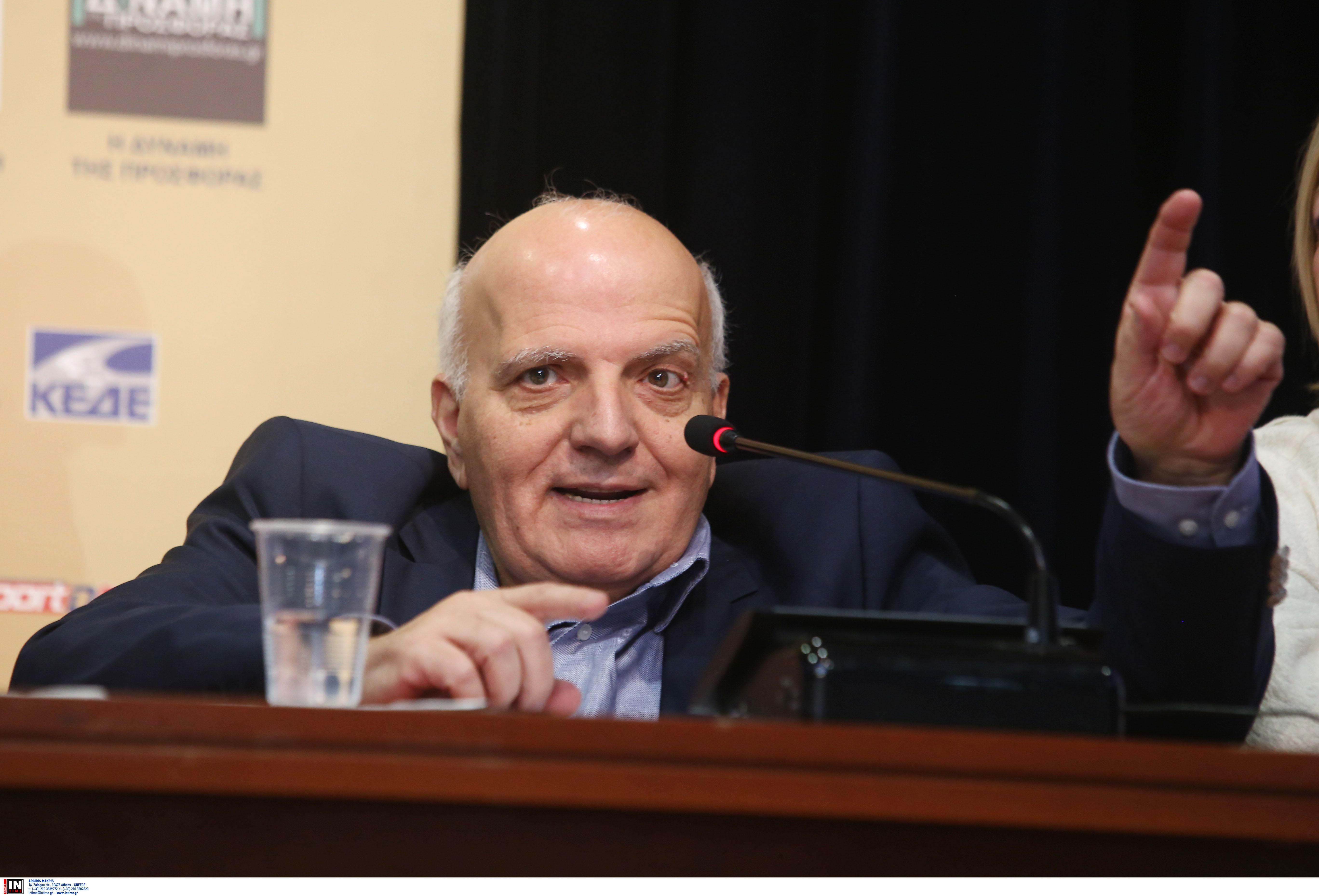 Την παρέμβαση Μητσοτάκη ζητά ο πρόεδρος της Ελληνικής Παραολυμπιακής Επιτροπής!