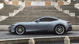 """Νέα Ferrari Roma: """"Πρωτευουσιάνα"""" και έτοιμη για… Dolce Vita!"""