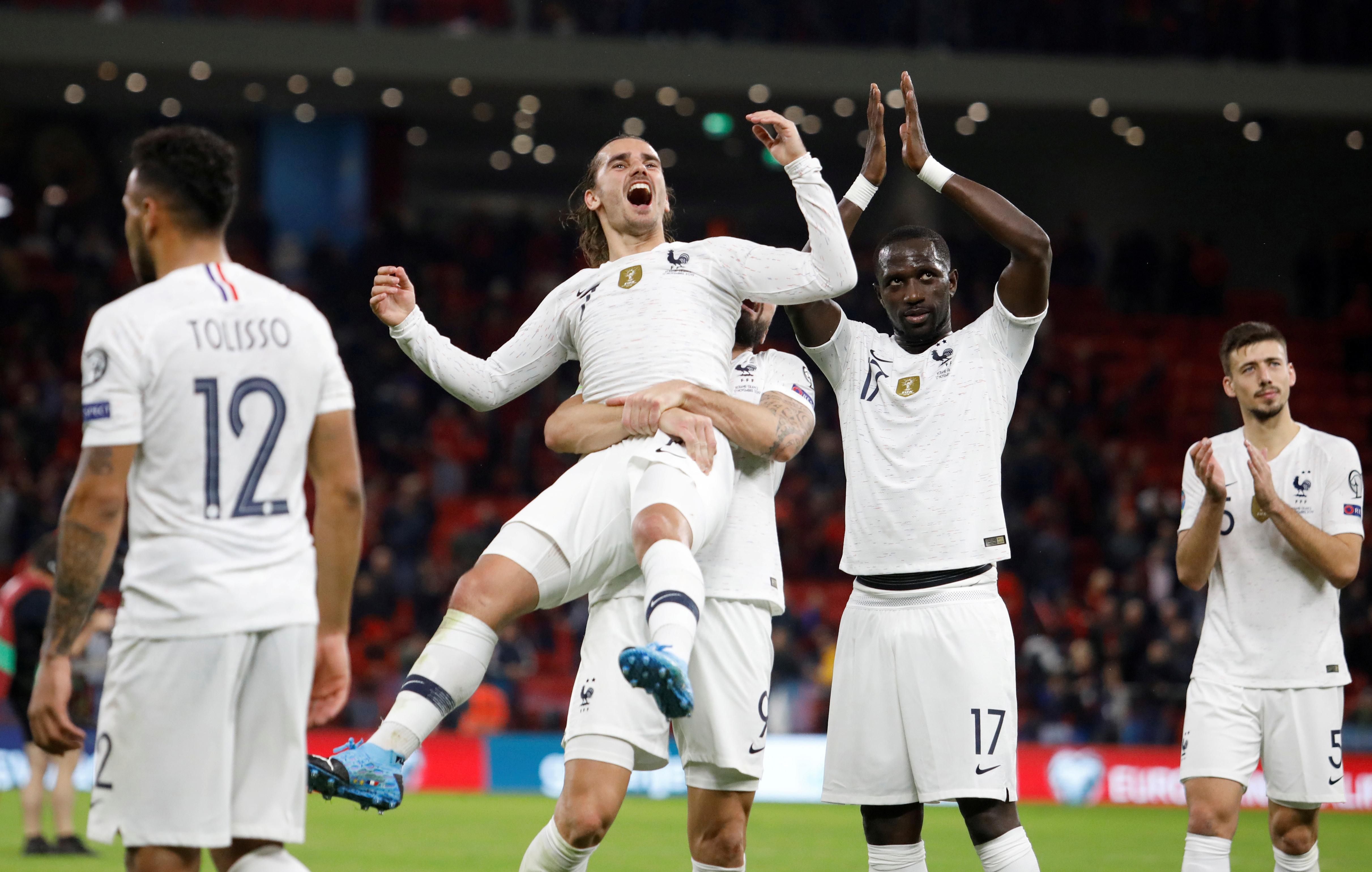 Προκριματικά Euro 2020: Πρωτιά στο νήμα για τη Γαλλία! Όλα τα αποτελέσματα της βραδιάς – videos