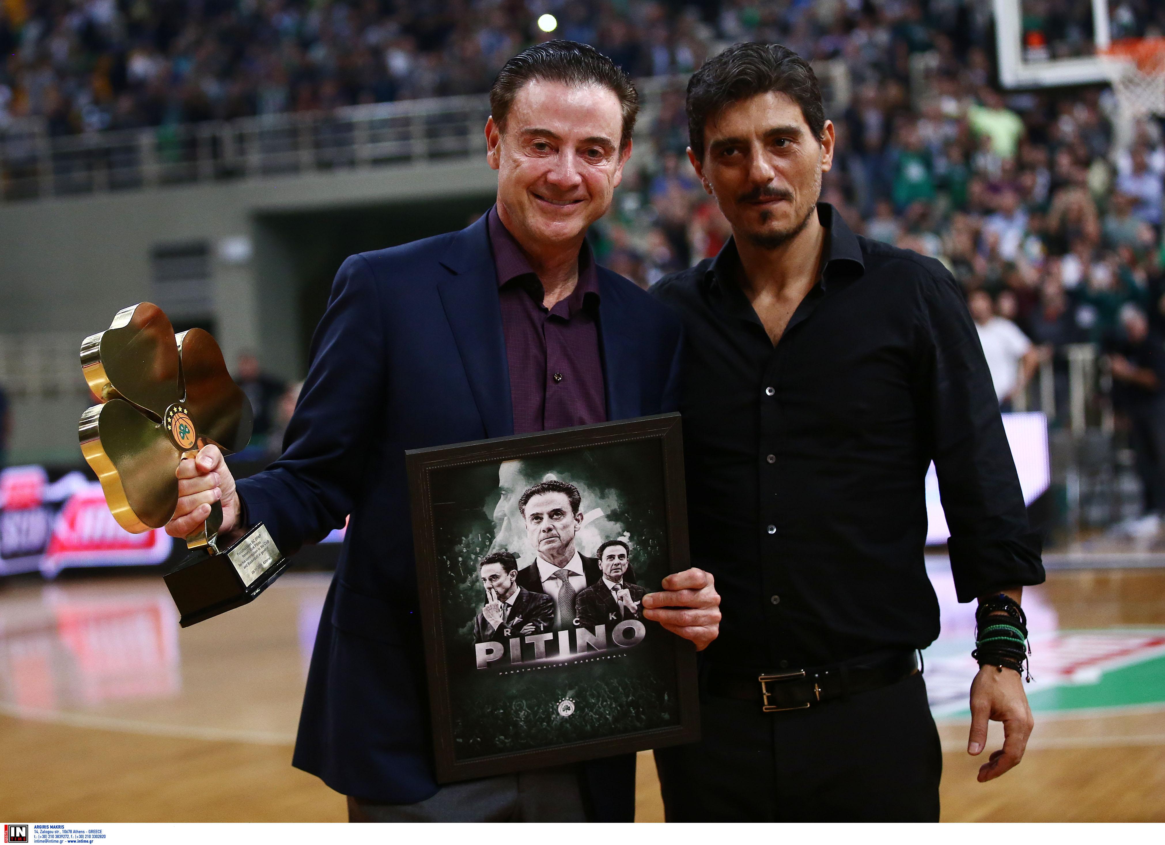 """Γιαννακόπουλος: """"Εννοείται Final 4 με Πιτίνο!"""""""
