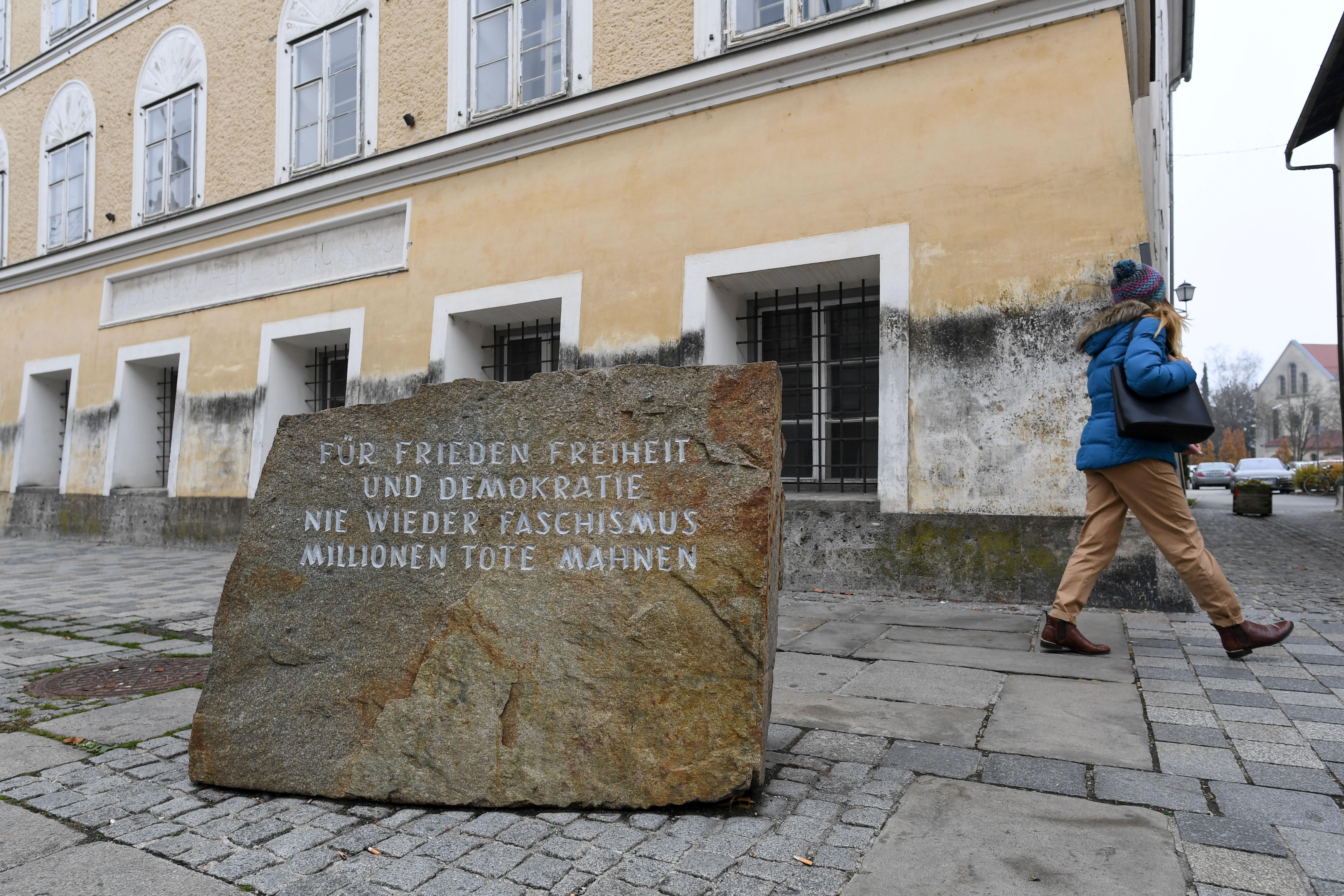 Αστυνομικό τμήμα θα γίνει το σπίτι που γεννήθηκε ο Αδόλφος Χίτλερ! [pics]