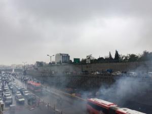 Ιράν: Αιματηρή καταστολή διαδηλώσεων για την εκτόξευση της τιμής της βενζίνης!