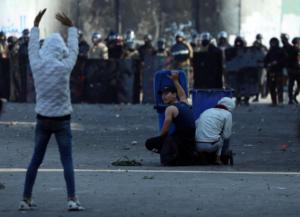"""Ιράκ: """"Έπεσαν κεφάλια"""" για την αιματηρή καταστολή διαδήλωσης στην Νασιρίγια"""