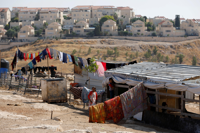 Παλαιστίνη - κατεχόμενα - οικισμοί