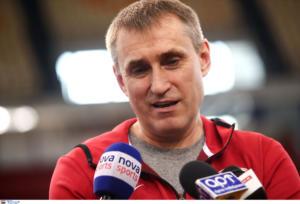 """Ολυμπιακός – Κεμζούρα: """"Ποιότητα και συγκέντρωση και στα 40 λεπτά με Αρμάνι"""""""