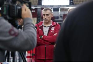 """Ολυμπιακός – Ζαλγκίρις, Κεμζούρα: """"Έχουμε πίεση! Θέλουμε υπερβολικά τη νίκη"""""""