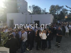 Αδαμάντιος Μαντής: Συγκίνηση στην κηδεία του αδικοχαμένου πολίστα! pics