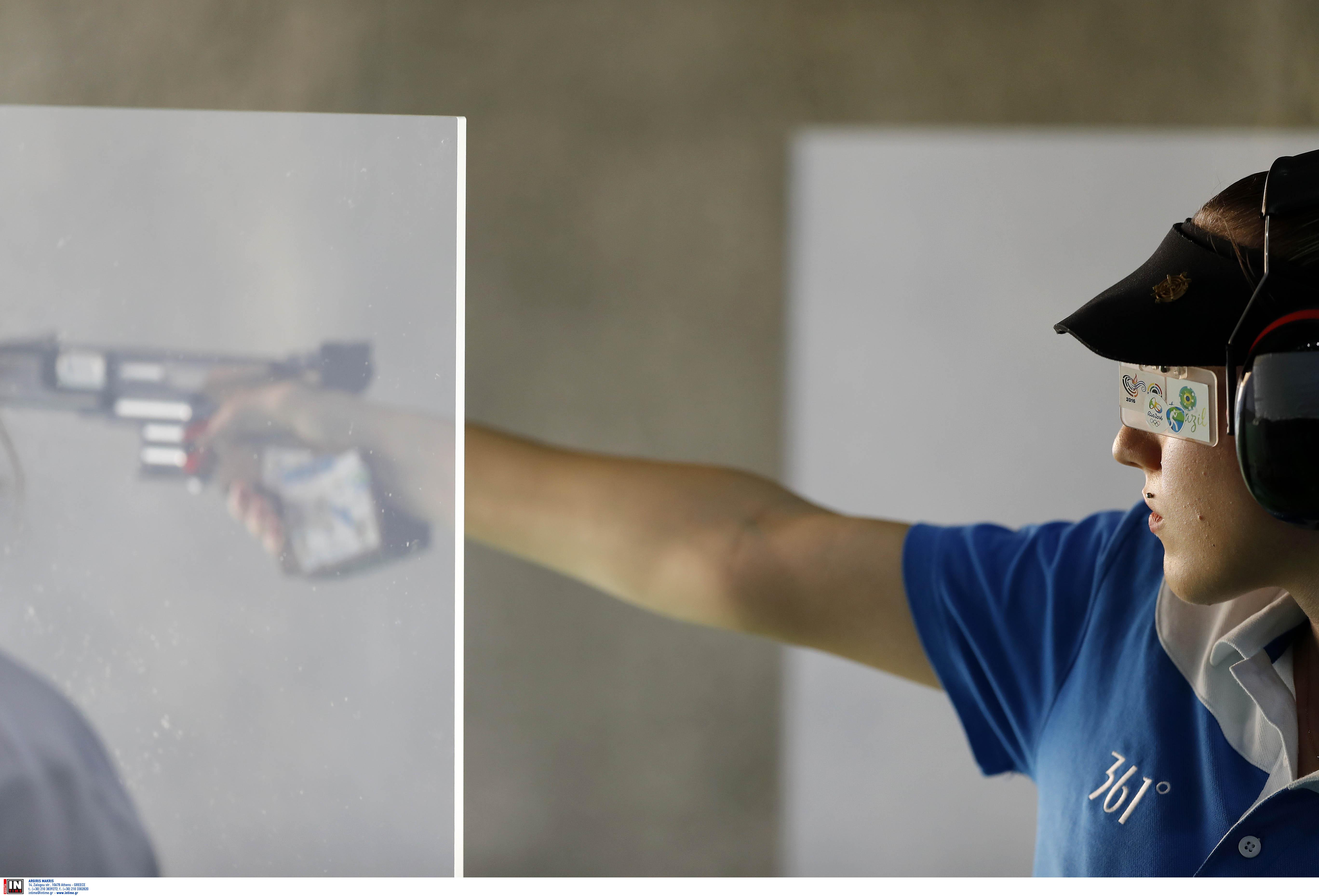Στην 5η θέση η Άννα Κορακάκη στο Παγκόσμιο Κύπελλο ISSF!