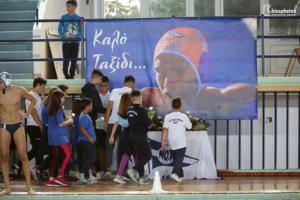 """Μαντής: Ο ΝΟ Χίου είπε """"αντίο"""" στον άτυχο πολίστα! Ανθοδέσμες και ιαχή """"Άνταμ"""" – video"""
