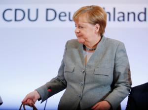 Μέρκελ: Για πρώτη φορά δεν είναι η δημοφιλέστερη πολιτικός στη Γερμανία!