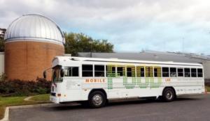 Παλιό λεωφορείο έγινε χώρος εκπαίδευσης