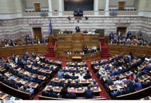 Βουλή: Υπερψηφίστηκε το νομοσχέδιο για την αναβάθμιση των F-16 και των Mirage 2000