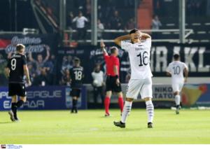 """ΟΦΗ – ΠΑΟΚ 0-1 ΤΕΛΙΚΟ: Μεγάλο """"διπλό"""" στο """"Γεντί Κουλέ"""""""