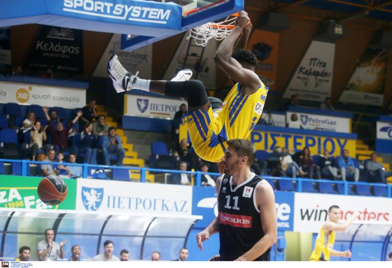 "Basket League: Το Περιστέρι επέστρεψε στις νίκες αν και ""αγχώθηκε"" από τον ΠΑΟΚ! video"