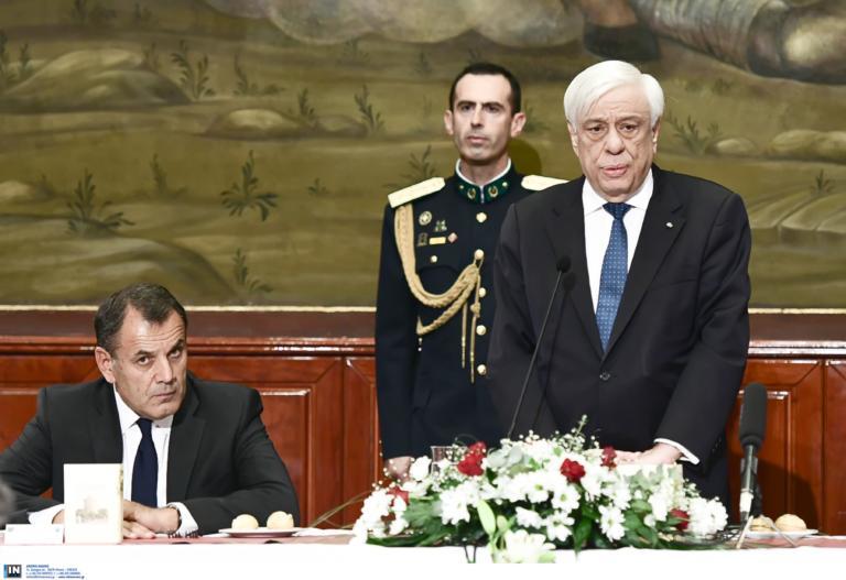 Παυλόπουλος στην Τουρκία: Η Ελλάδα είναι έτοιμη να υπερασπιστεί τα εθνικά της δίκαια ανά πάσα στιγμή!