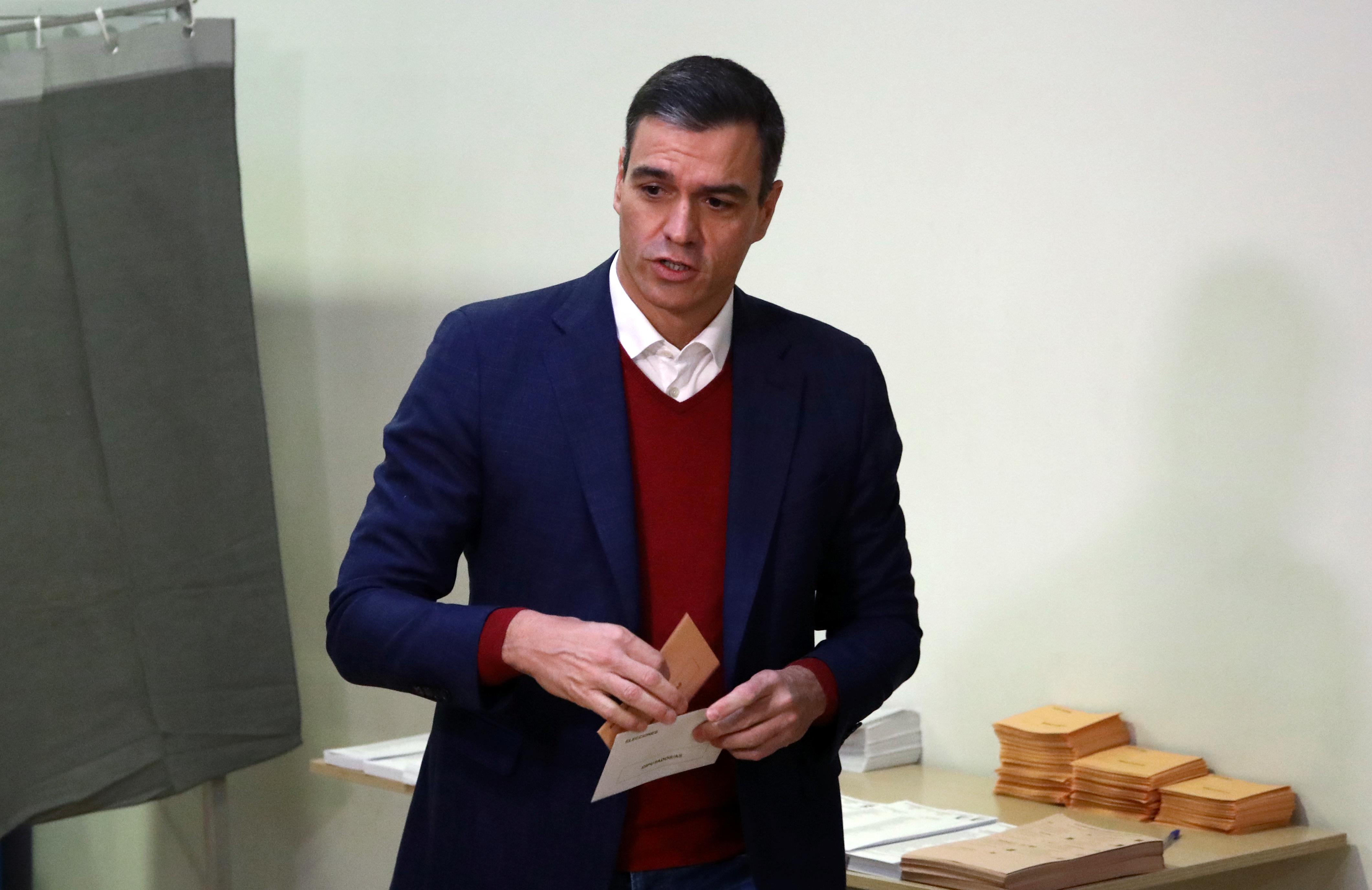 Ισπανία – Εκλογές: Δεν υπάρξει ξεκάθαρη πλειοψηφία – Ενισχύεται η ακροδεξιά