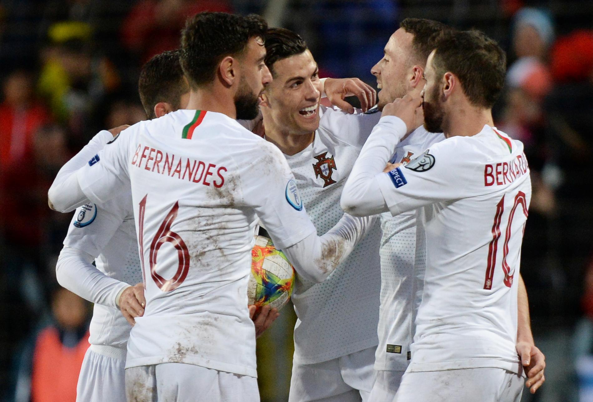 """Προκριματικά Euro 2020: """"Τσέκαρε"""" το εισιτήριο για τα τελικά η Πορτογαλία!"""