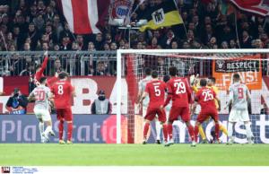 """Μπάγερν – Ολυμπιακός 2-0 ΤΕΛΙΚΟ: Έδωσε… μάχη, αλλά """"έπεσε"""" στο Μόναχο"""