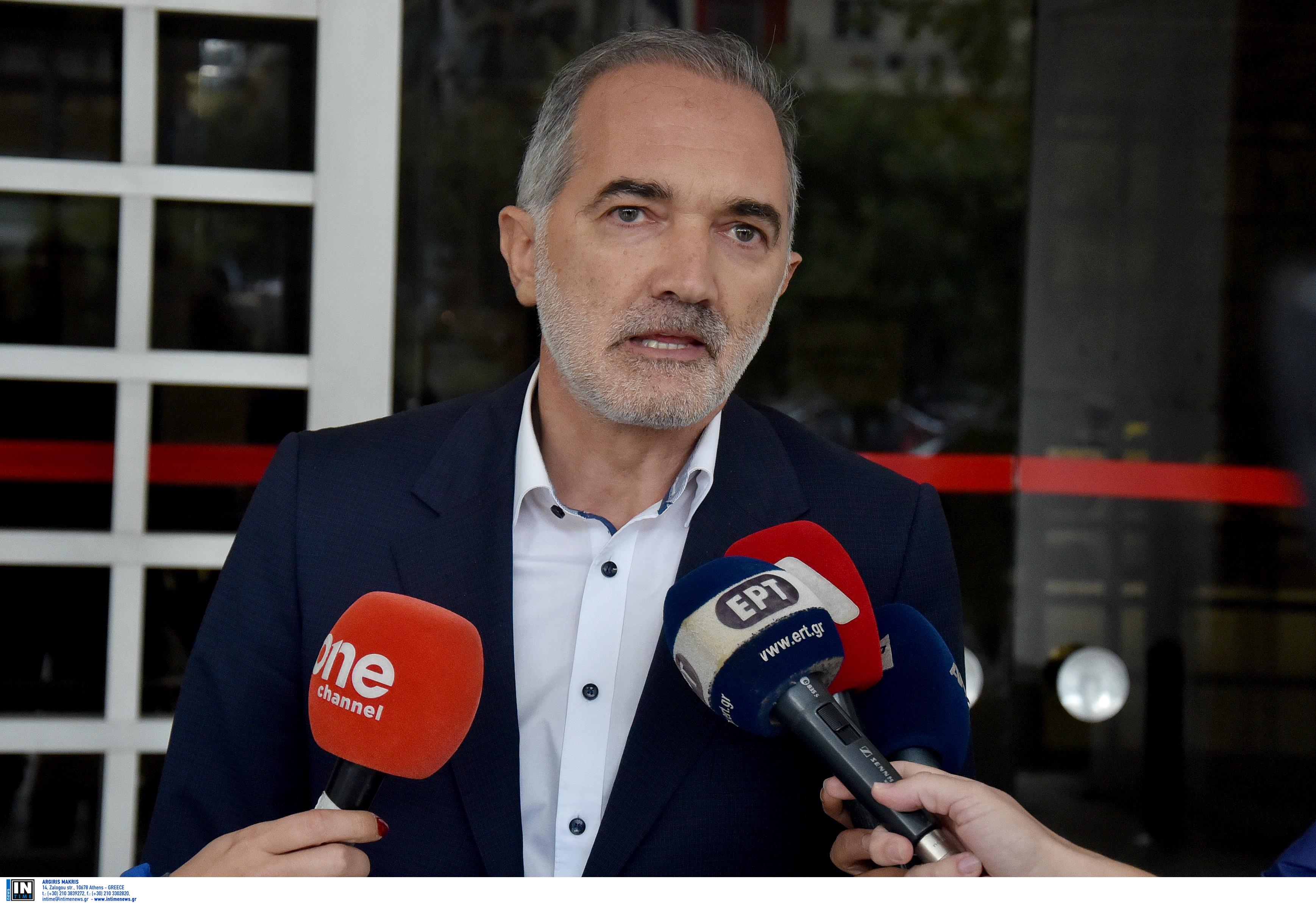 Σαλμάς: «Ακατανόητη παρεξήγηση!» - Όλη η απάντηση του πρώην Υπουργού στις καταγγελίες για παρέμβαση στη Δικαιοσύνη