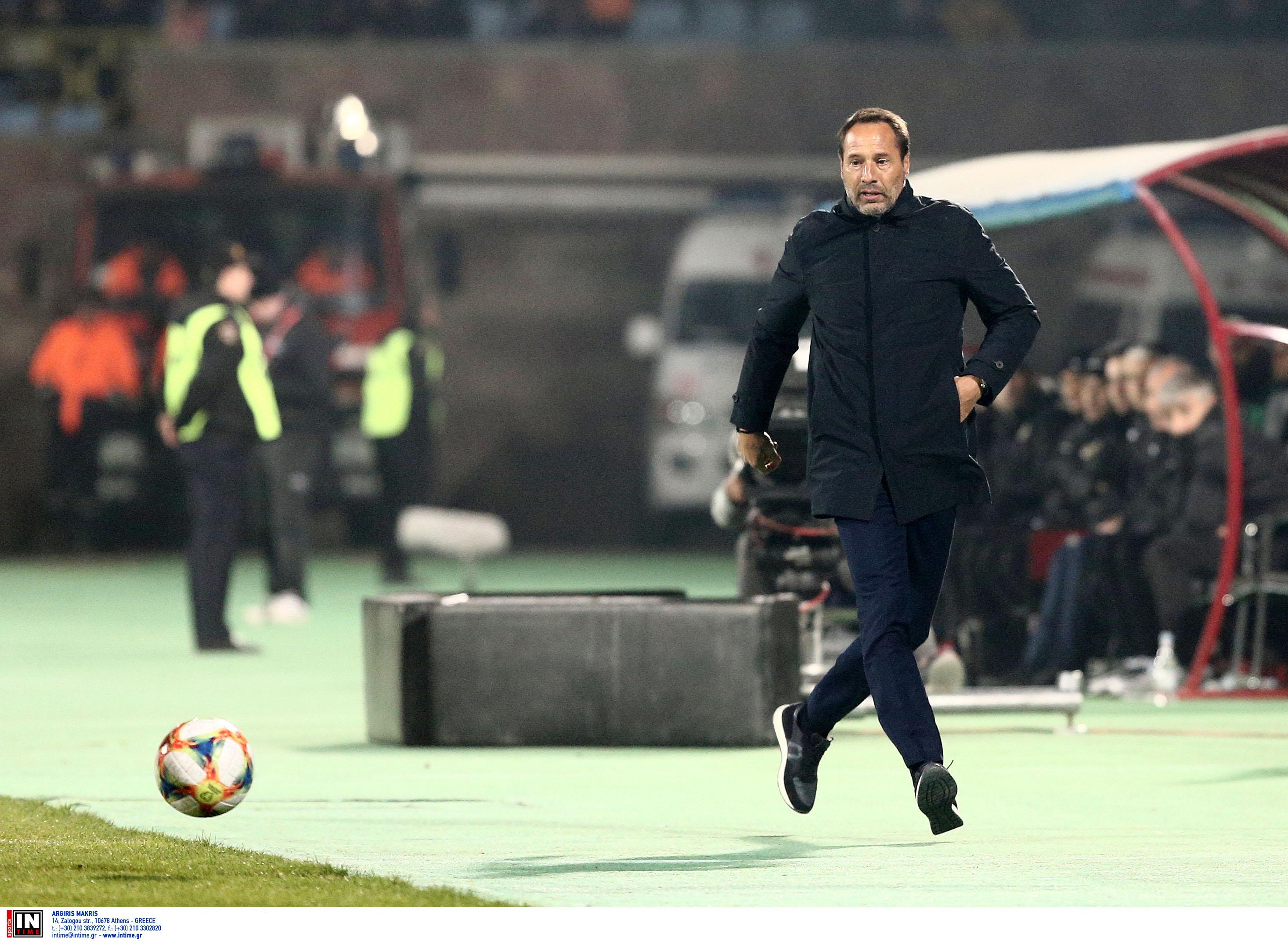 """Ελλάδα – Φινλανδία, Φαν'τ Σιπ: """"Να δούμε πάλι το γήπεδο γεμάτο!"""""""