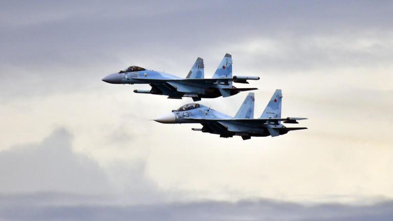 «Ήχησαν» οι σειρήνες στη Ρωσία! 28 ξένα μαχητικά προσπάθησαν να παραβιάσουν τον εναέριο χώρο