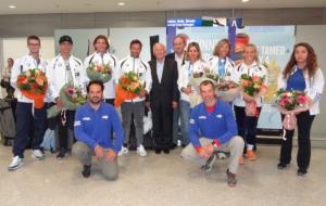 Παγκόσμιο πρωτάθλημα SUP: Φορτωμένη με… μετάλλια επέστρεψε ελληνική αποστολή!