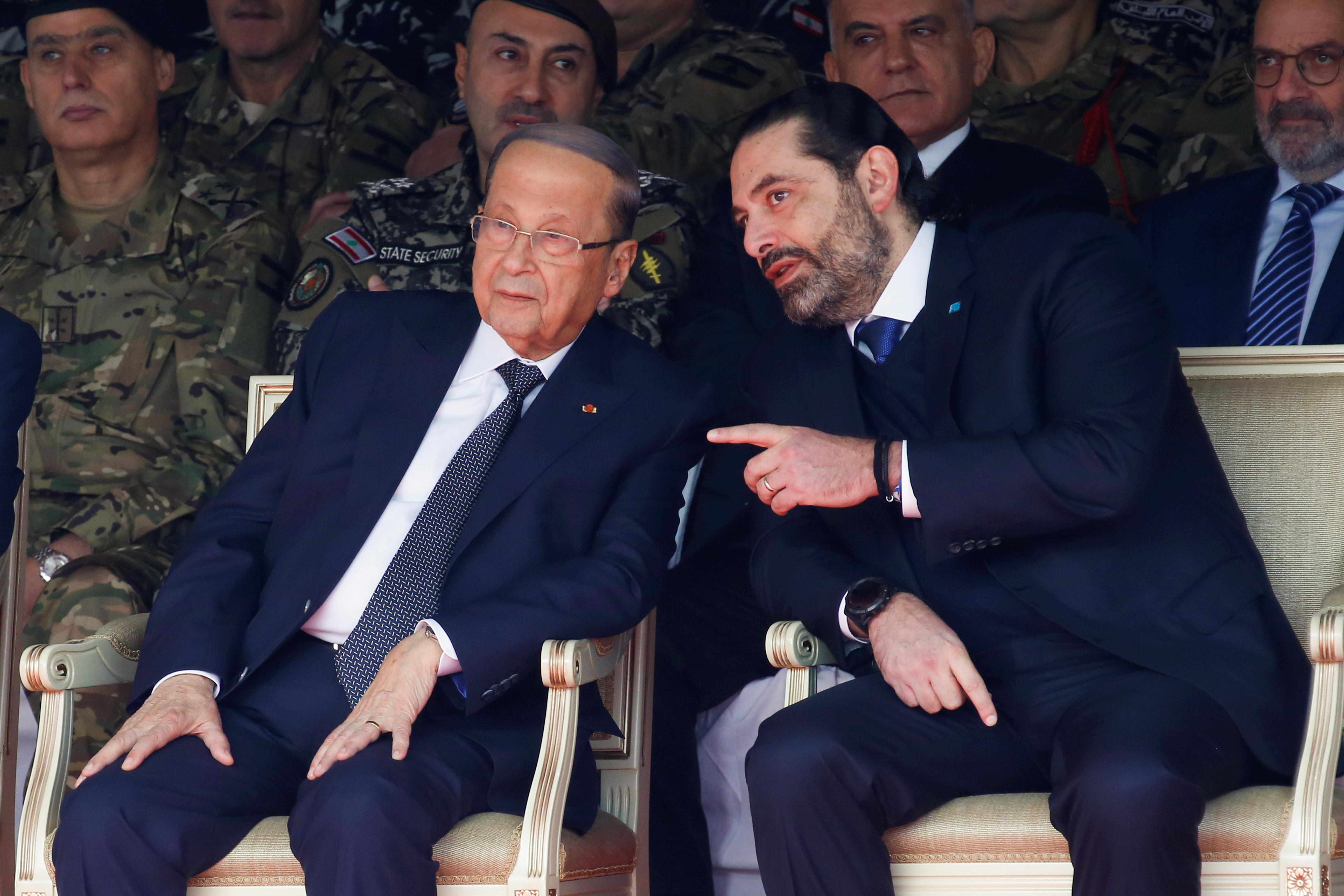Λίβανος: Αρνείται να αναλάβει εκ νέου πρωθυπουργός ο Σαάντ Χαρίρι