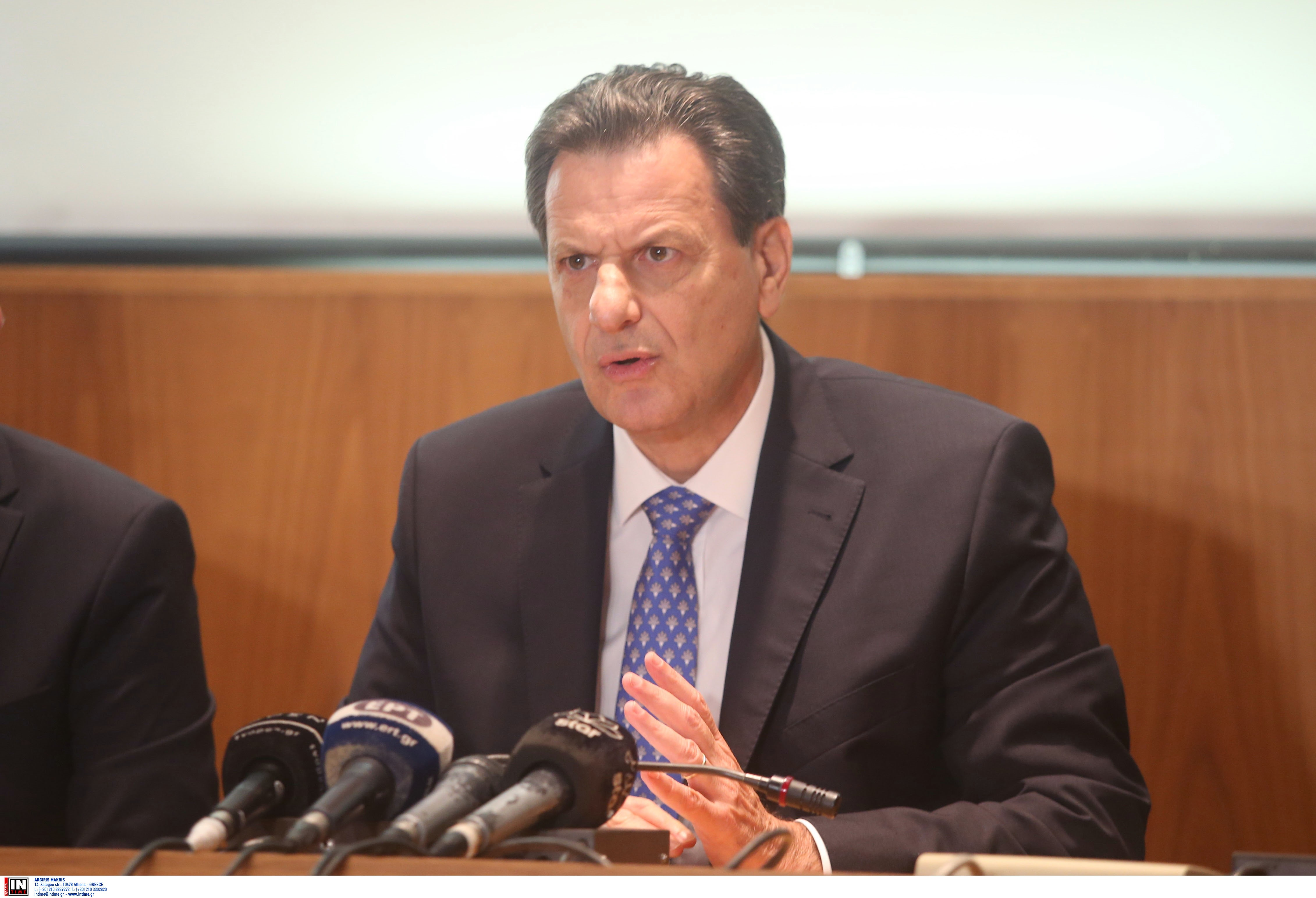 """Σκυλακάκης: """"Επί ΣΥΡΙΖΑ υπήρχε τρομακτική φορολογία στις επιχειρήσεις""""!"""