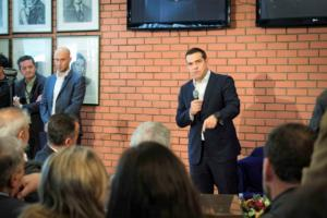 """Τσίπρας: """"Γινόμαστε μάρτυρες ενός ακραίου νεοσυντηρητισμού και επικοινωνιακού αντιπερισπασμού"""""""
