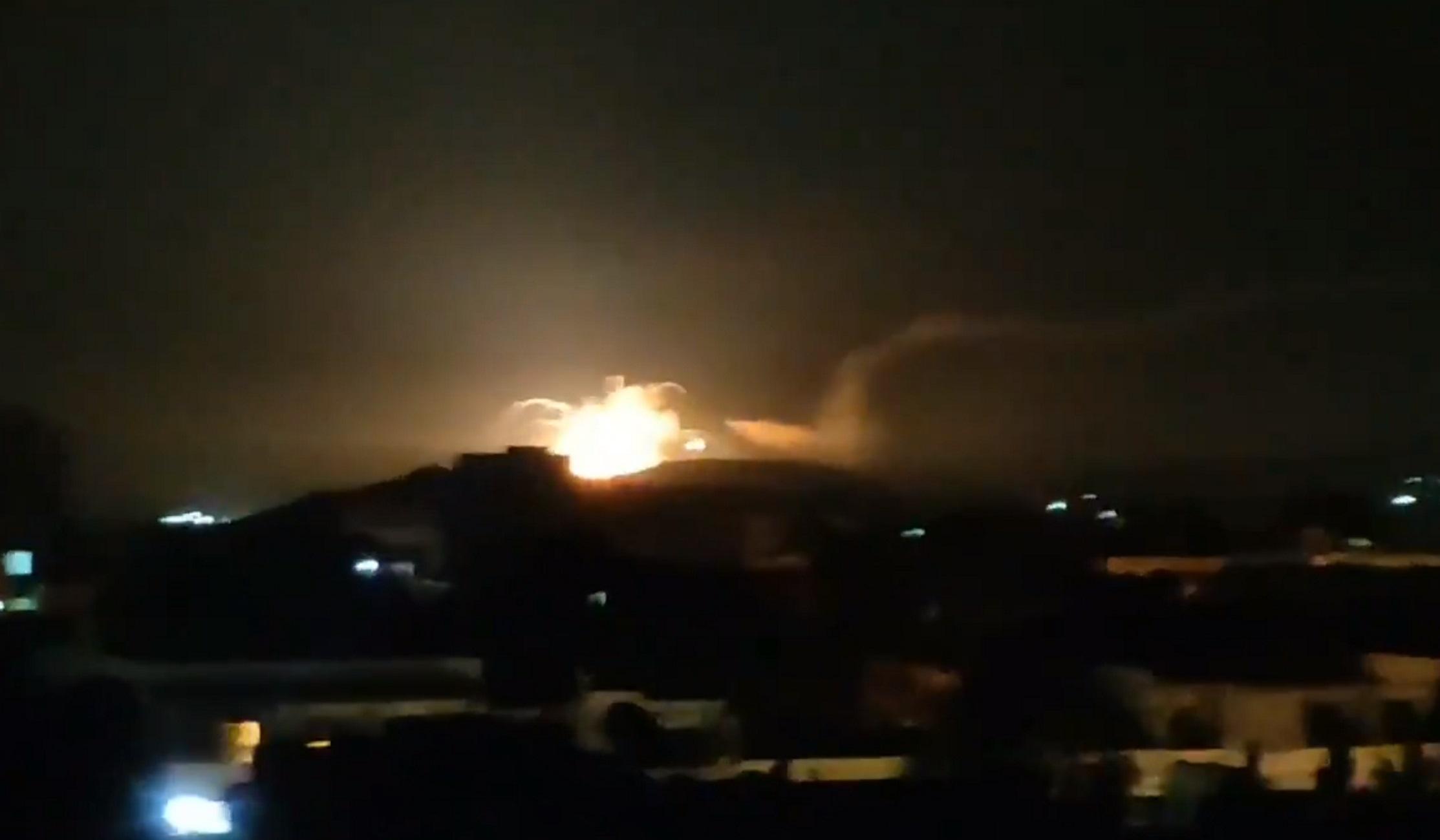 Φλέγεται η Μέση Ανατολή! Το Ισραήλ εξαπέλυσε νέα επίθεση εναντίον της Συρίας